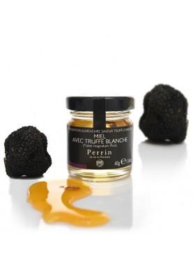 Miel à la truffe blanche -40g