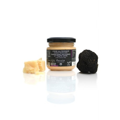 Crème de parmesan et truffe d'été 90g