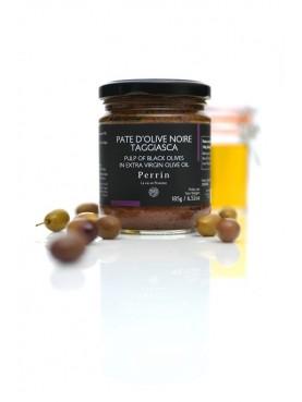 Pâte d'olive noire Taggiasca 185g