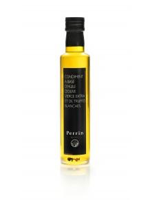 Condiment à base d'huile d'olive vierge extra et de Truffes blanches - 25cl