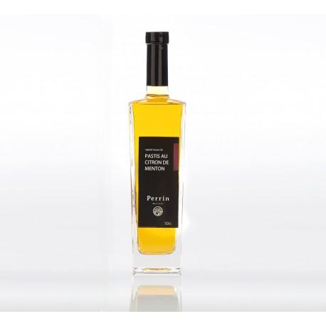 Apéritif à base de Pastis au citron de Menton 50cl
