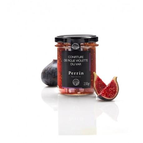 purple fig jam