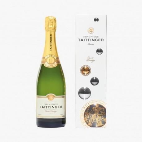 Taittinger - Champagne- Cuvée Prestige