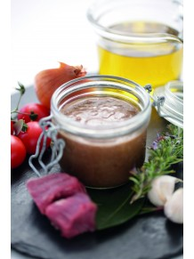 Provence style beef stew sauce