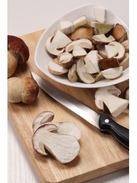 Cepe  mushroom sauce