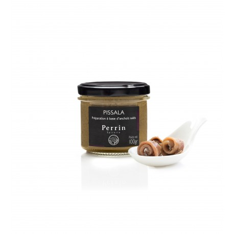 Pissala: anchovy spread - 3.18oz