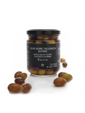 """Olive entière """"Taggiasca""""  en saumure - 125g"""