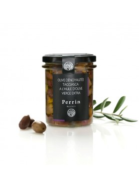 "Pitted Olives ""Taggiasca"" - 190g"