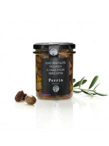 """Pitted Olives """"Taggiasca"""" - 190g"""