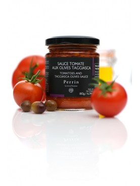 Sauce tomate aux olives Taggiasca -180g