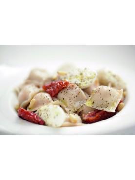 Ravioli Tomate-Mozzarella-Olive