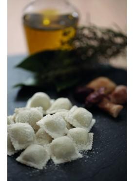 Ravioli boeuf et cèpes - barquette de 4dz