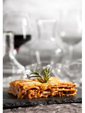 Lasagna - around 2.6kg tray - for 6-8 persons