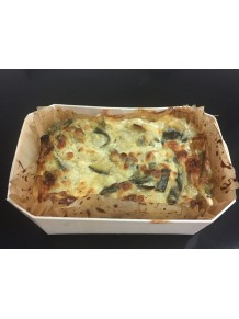 Zucchini gratin - 1.8kg - 6-8 persons
