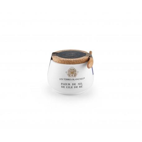 Camargue salt, organic black pepper and organic wild rosemary 110g