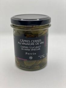 Fruits du Câprier - câpres à queue - cucunci - 200g