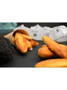 Frites de panisse à la truffe- sachet de 2kg