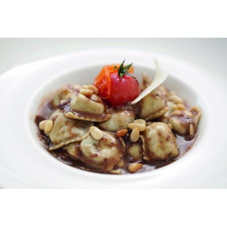Nice style small ravioli