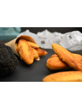Frozen - truffle and Chickpea fries- 2kg